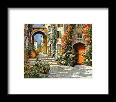 Romantic Framed Prints