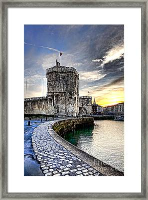 La Rochelle  Framed Print by Olivier Le Queinec