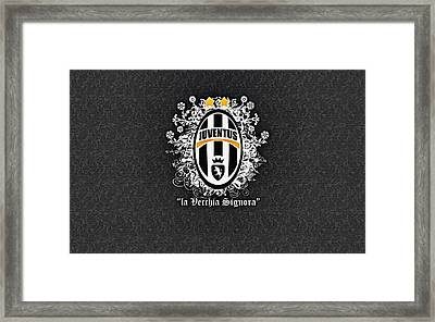 La Vecchia Signora Framed Print by Florian Rodarte