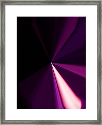 La Vie En Rose 03 3.23.14 Framed Print