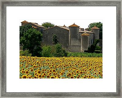 La Vie Est Belle Framed Print by France  Art