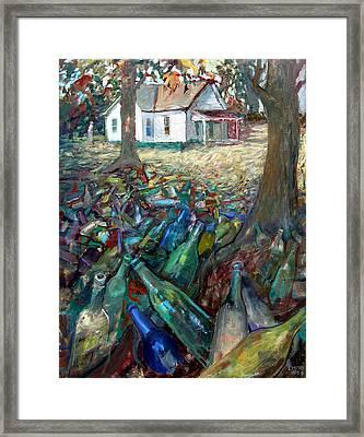 La033 Framed Print by Paul Emory