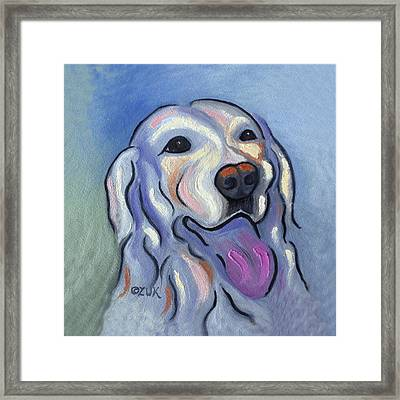 Labrador Retriever Framed Print