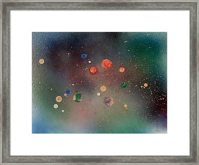 Lacaille 8760 Framed Print by Edward Wolverton
