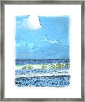 Lacount Hollow Framed Print