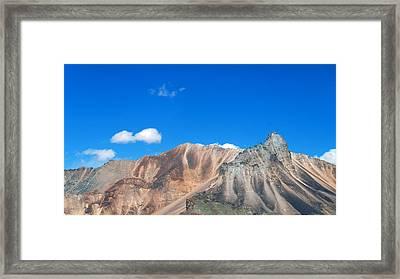 Ladakh 2 Framed Print by Kees Colijn