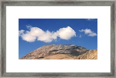 Ladakh 3 Framed Print by Kees Colijn