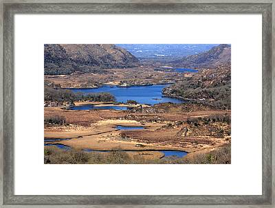 Ladies View Killarney National Park Framed Print