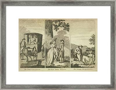 Lady Anne Foley Framed Print