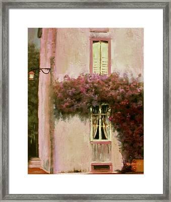 Lady Camille Framed Print