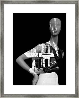 Lady Luck Framed Print