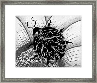 Lady Spirit  Framed Print