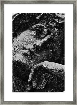 Lady Wiessner Framed Print