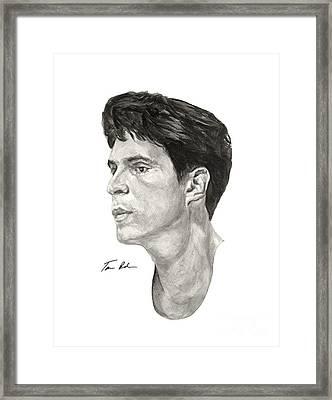 Laettner Framed Print
