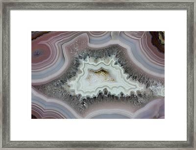 Laguna Agate, Mexico Framed Print by Darrell Gulin
