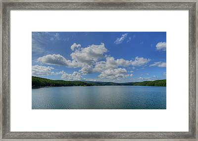 Lake Arrowhead Framed Print