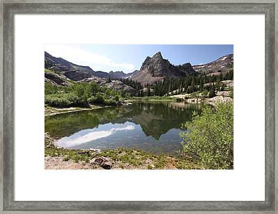 Lake Blanche Framed Print