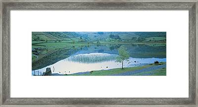 Lake District England Framed Print by Panoramic Images