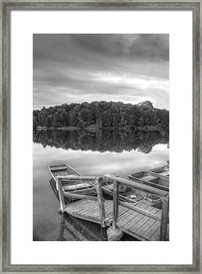 Framed Print featuring the photograph Lake Frederick  by Kathleen Holley