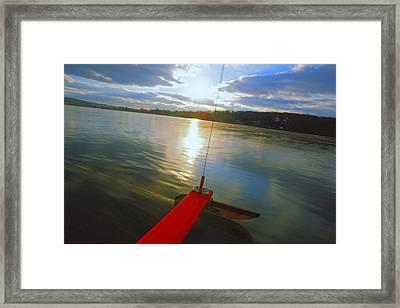 Blade Runner - Lake Geneva Wisconsin Framed Print