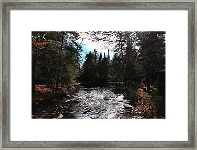 Lake George  Framed Print by Mark Ashkenazi