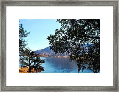 Lake Isabella Framed Print by Matt Harang
