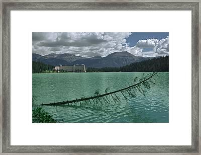Lake Louise - 2 Framed Print