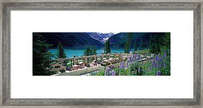 Lake Louise, Alberta, Canada Framed Print by Panoramic Images