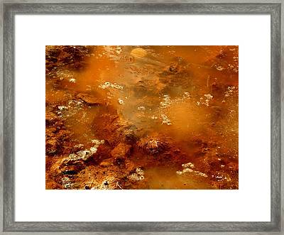 Framed Print featuring the photograph Lake Of A Thousand Faces by Deborah Moen