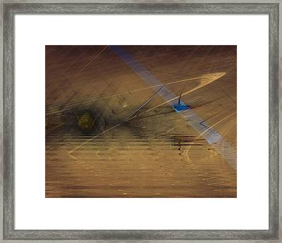 Lake Of Souls Framed Print