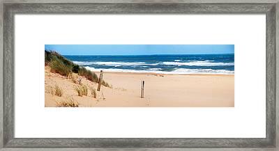 Lakes Entrance Ninety Mile Beach Framed Print by Glen Johnson