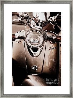 Lakesha Ride Framed Print