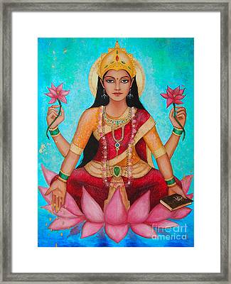 Lakshmi Framed Print by Dori Hartley