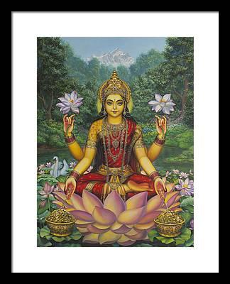 Indian Framed Prints