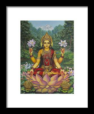 Indian Framed Prints