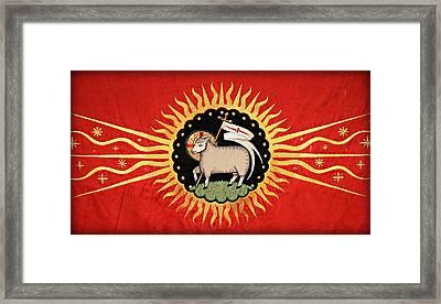Lamb Of God Framed Print