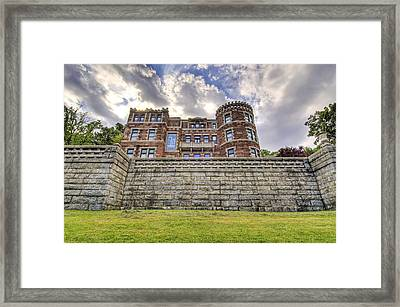 Lambert Castle Framed Print by Anthony Sacco