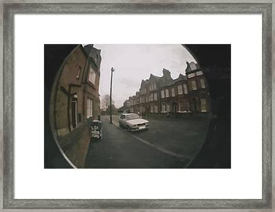 Lambeth London Framed Print
