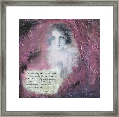 Lament  Framed Print by Tree Girly