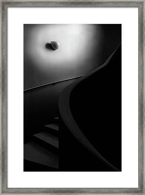 Lamp Framed Print