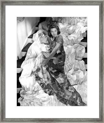 Lana Turner Framed Print by Studio Release