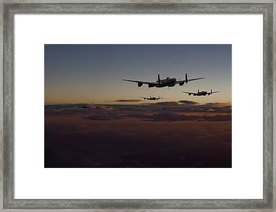 Lancaster -mainstream Framed Print