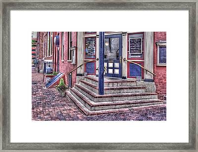 Framed Print featuring the photograph Lancaster Pensylvania by Jim Thompson
