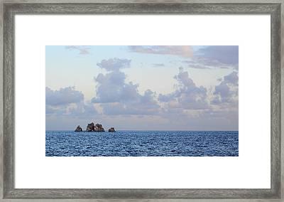 Land Ho Framed Print by    Michael Glenn