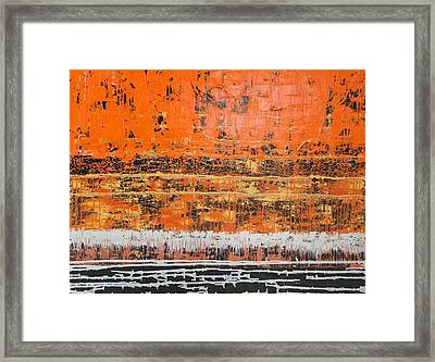 Land Of Colour 7 Framed Print