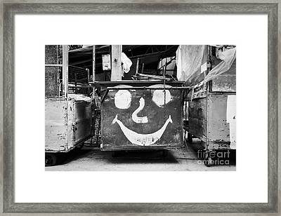 Land Of Smiles Framed Print by Dean Harte