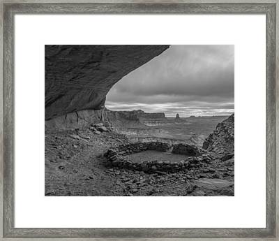 Land Of The Ancients Framed Print