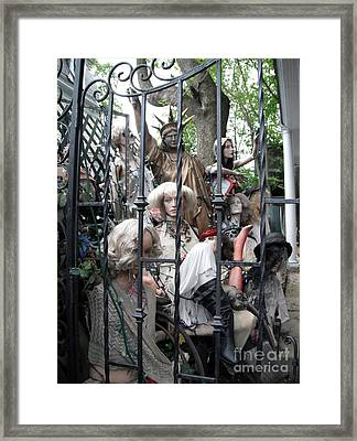 Land Of The Free  #2  Framed Print by Susan Carella