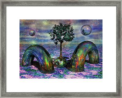 Land Of World 8624028 Framed Print