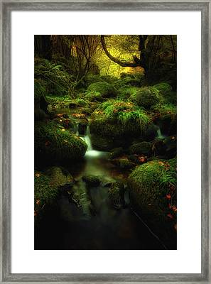 Land Of Xanes Framed Print